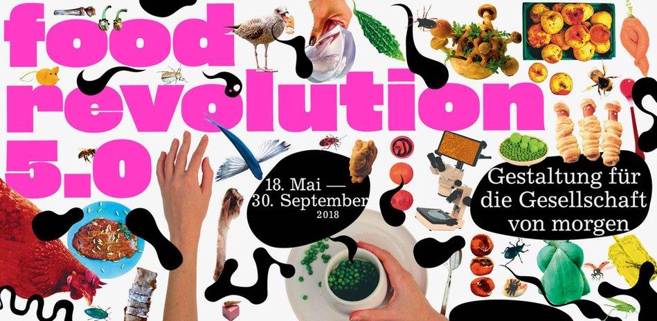 Flyer food revolution 5-0